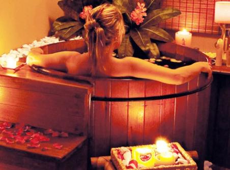 Японская баня офуро: обустройство, процесс проведения банной процедуры, целебные свойства